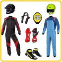 Drivers equipment