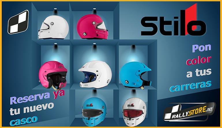 Casco Stilo Colores